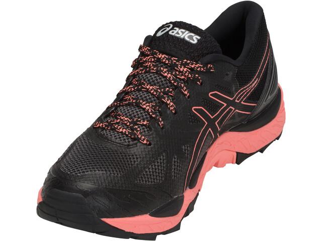 059211fb3 asics Gel-Fujitrabuco 6 G-TX - Zapatillas running Mujer - rojo ...